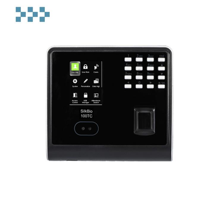 Биометрический терминал ZKTeco SilkBio-100TC