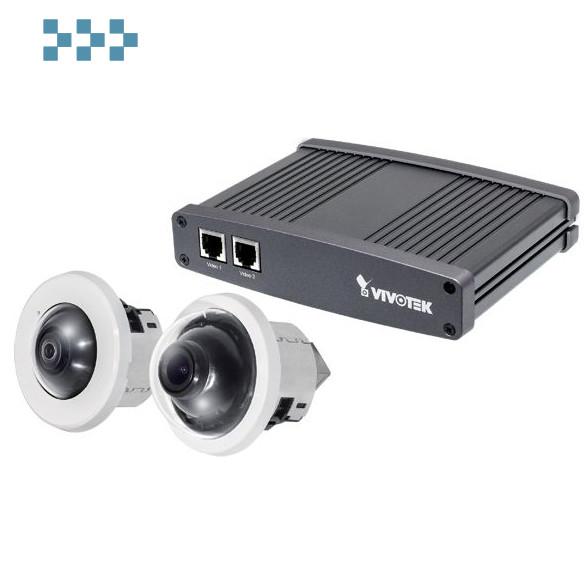 Сплит система видеонаблюдения VIVOTEK VC8201-M13