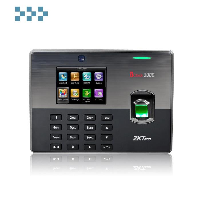 Биометрический терминал ZKTeco iClock3000