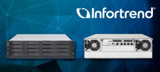Обзор Infortrend EonStor GSe Pro 3016T от ITPRO