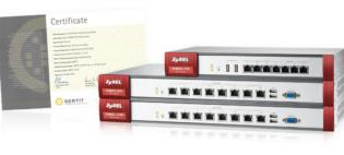 Межсетевые экраны Zyxel ZyWALL получили сертификат безопасности Common Criteria!