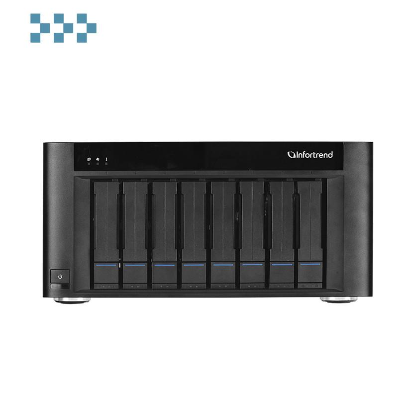 Система хранения данных Infortrend GSe Pro 208T-D