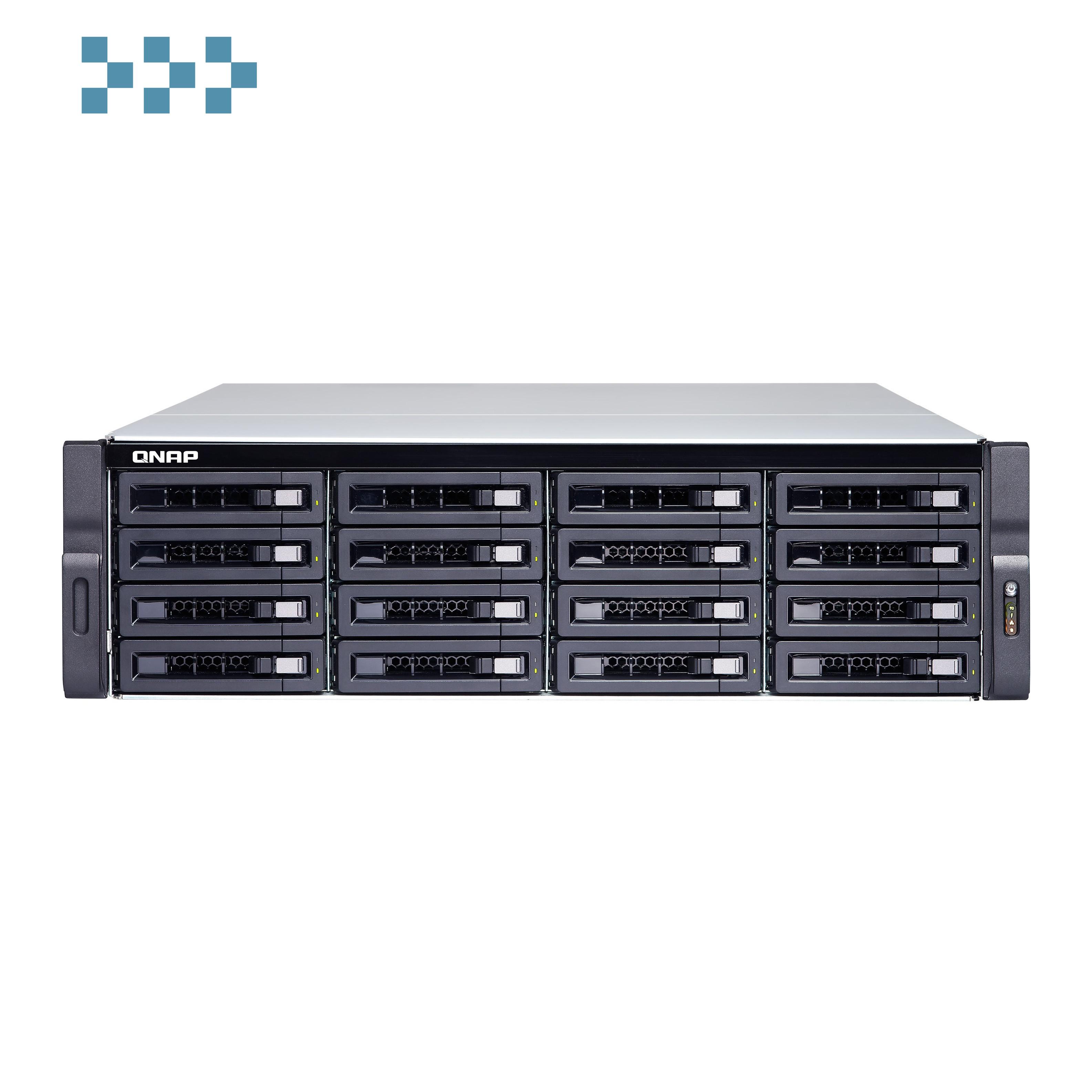 Сетевой накопитель QNAP TDS-16489U-SA2