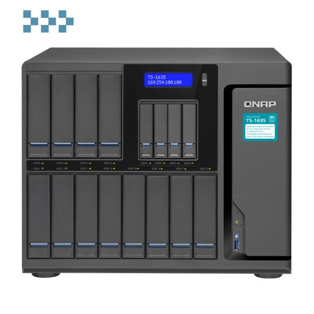 Сетевой накопитель QNAP TS-1635-4G