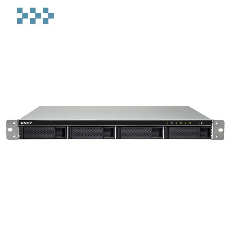 Сетевой накопитель QNAP TS-453BU-RP-4G