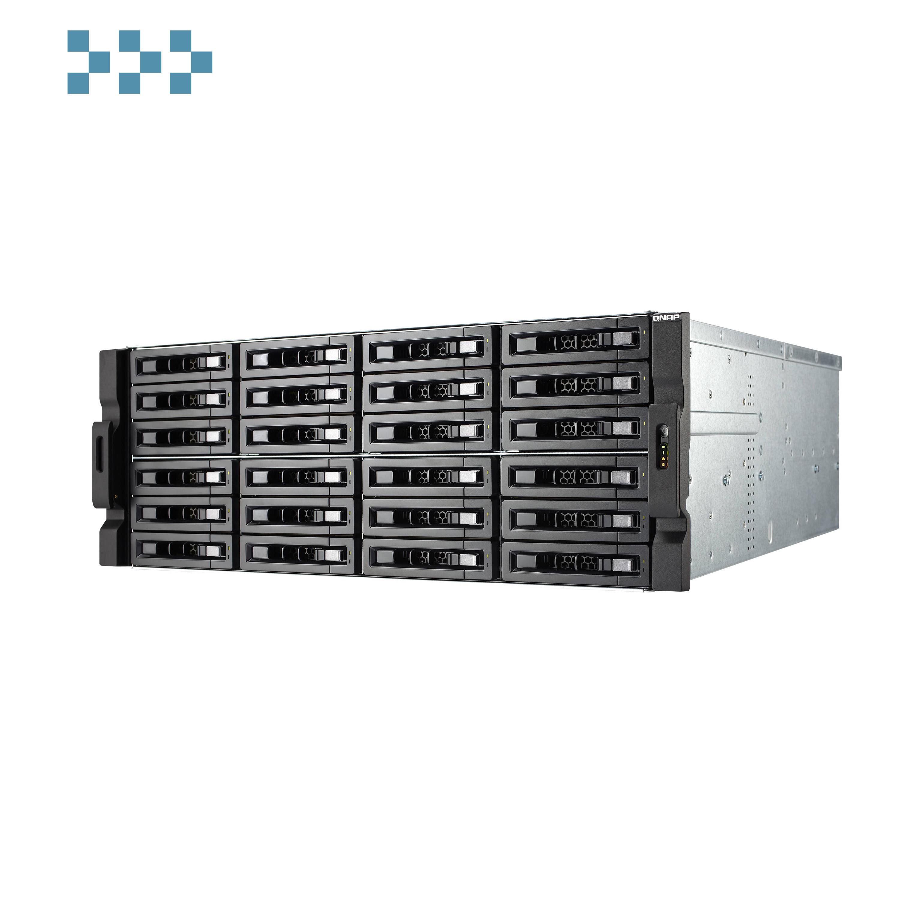 Сетевой накопитель QNAP TS-EC2480U-i3-8G-R2