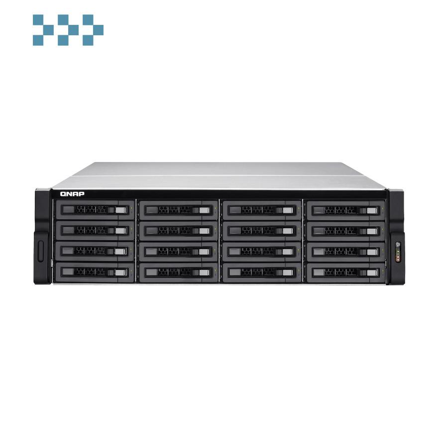 Сетевой накопитель QNAP TVS-EC1680U-SAS-RP-8GE-R2