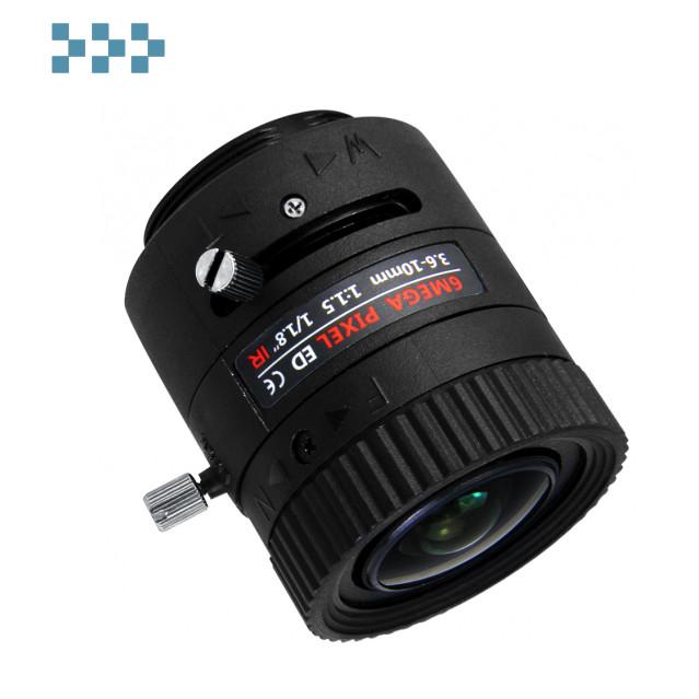 6 Мп объектив 3.6~10мм Provision-ISR 03610DCMP-6