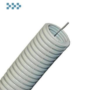 Труба ПВХ гофрир. легкая, Ecoplast 10120-100