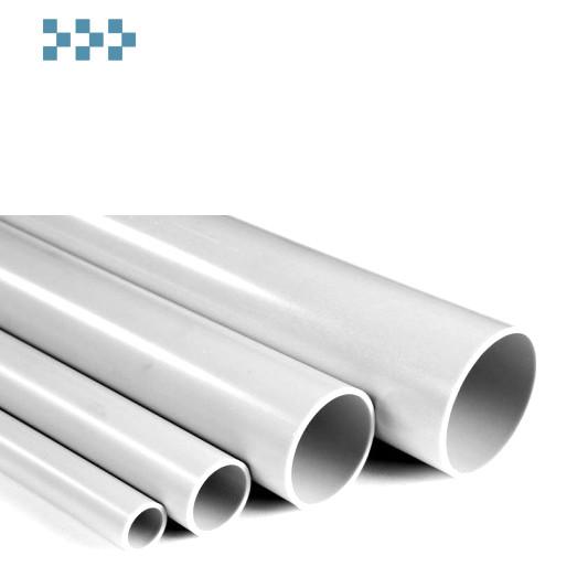 Труба ПВХ жесткая легкая Ecoplast 30020