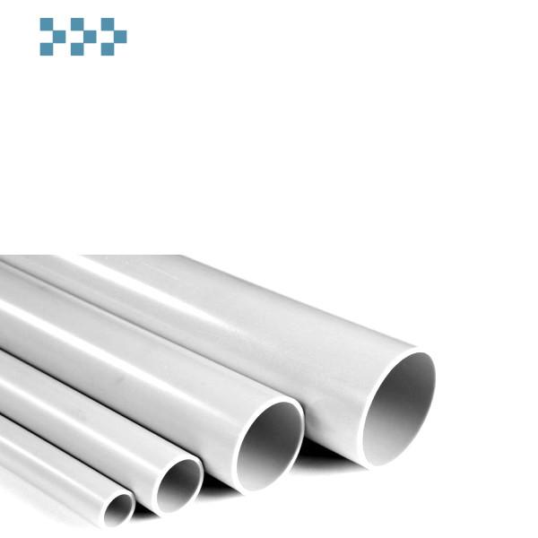 Труба ПВХ жесткая легкая Ecoplast 30063