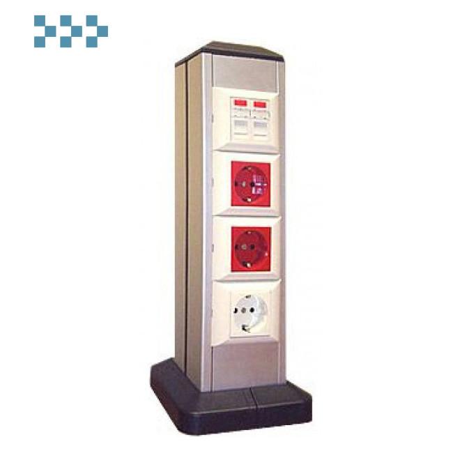 Колонна алюминевая Ecoplast 70135