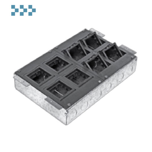 Коробка с суппортами для люка в пол Ecoplast 70180