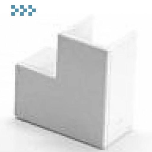 ML Угол плоский Ecoplast 72306
