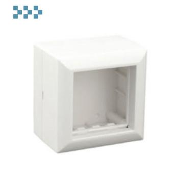 Коробка для открытой проводки на 1 пост Ecoplast 72914