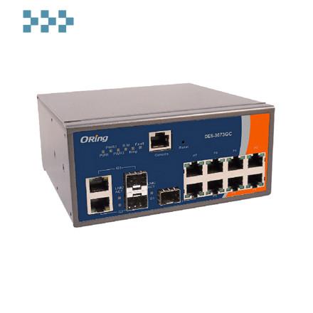 Промышленный коммутатор ORing DES-3073GC-P