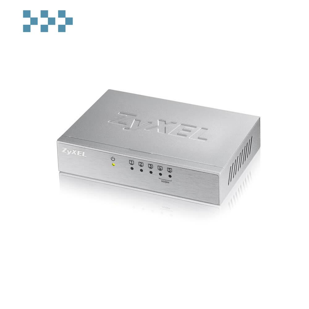 Неуправляемый коммутатор Zyxel ES-105AV3-EU0101F