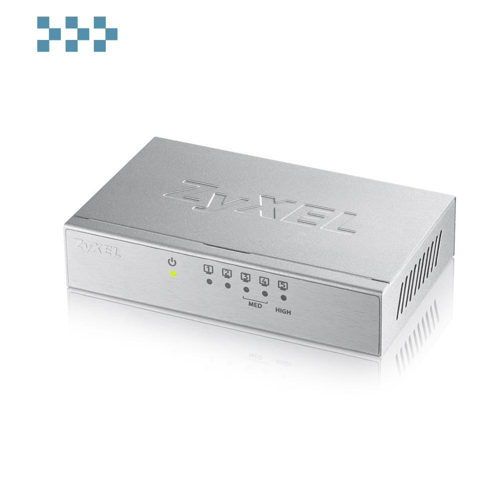 Неуправляемый коммутатор Zyxel GS-105BV3-EU0101F