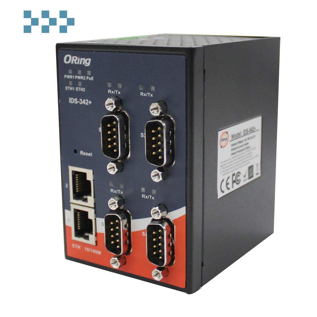 Сервер безопасных устройств ORing IDS-342