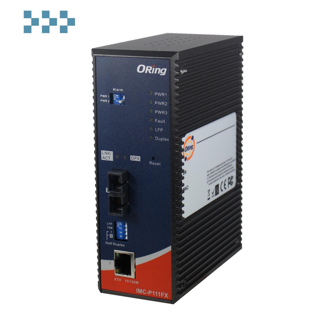 Промышленный медиаконвертер ORing IMC-P111FX-SS-SC-HV