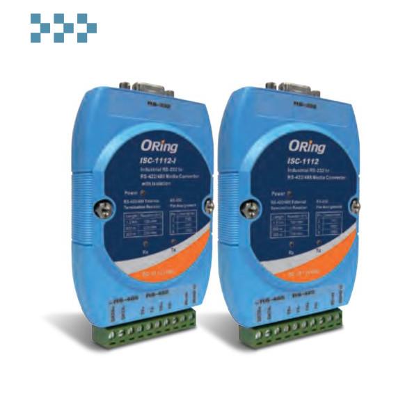 Промышленный медиаконвертер ORing ISC-1112