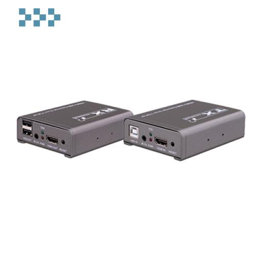 Передатчик HDMI USB KVM сигнала по Cat5e/Cat6 Provision-ISR PR-HDKVMoNet