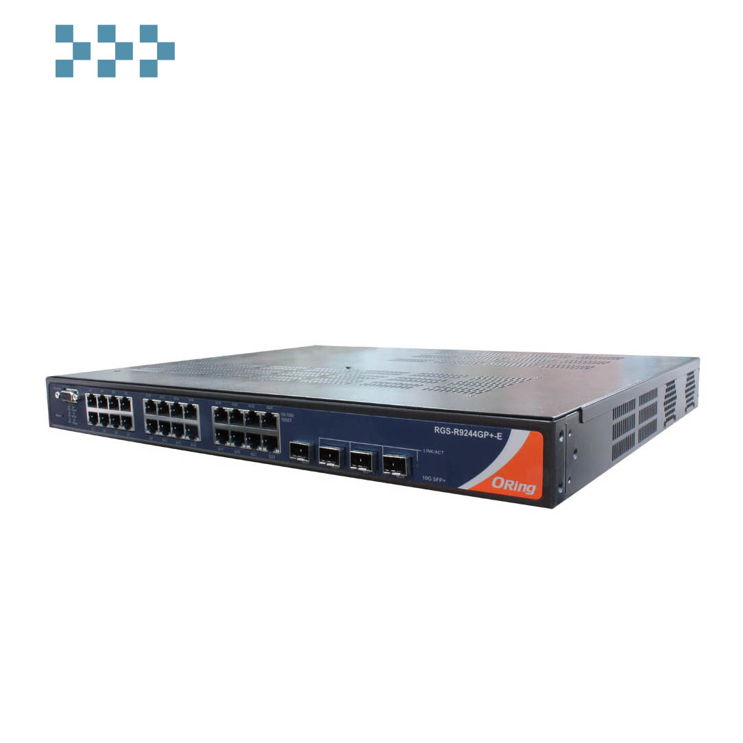Коммутатор ORing RGS-R9244GP+
