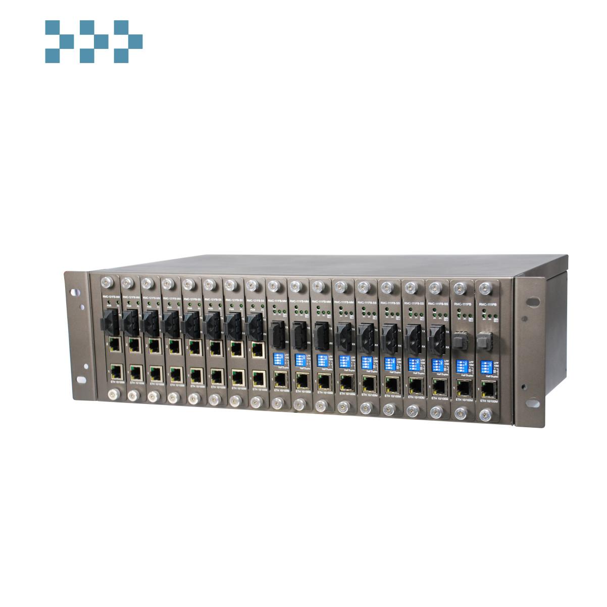 Промышленный медиаконвертер ORing RMC-1000
