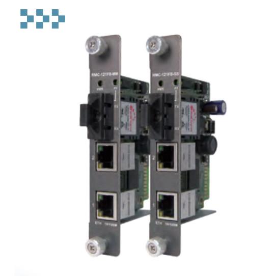 Промышленный медиаконвертер ORing RMC-121FB-SS