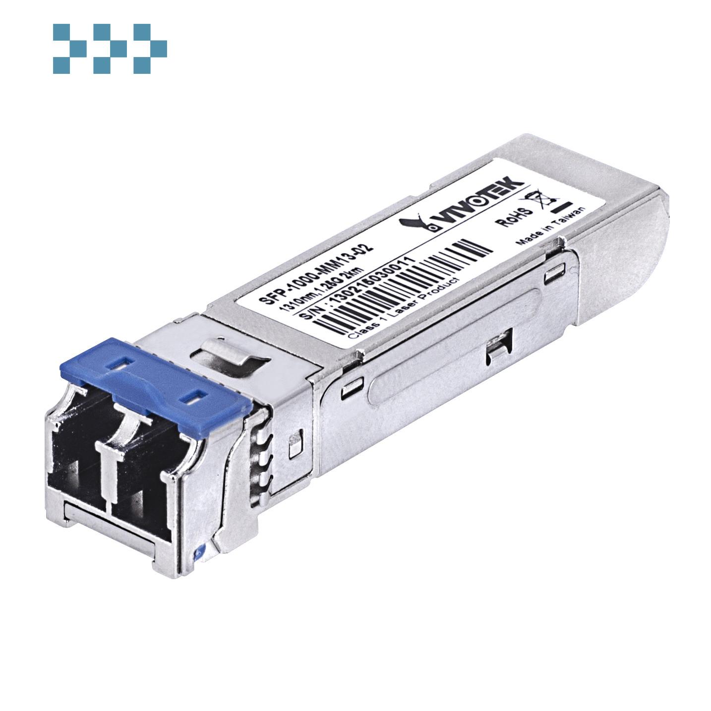 SFP-трансивер VIVOTEK SFP-1000-MM13-02I