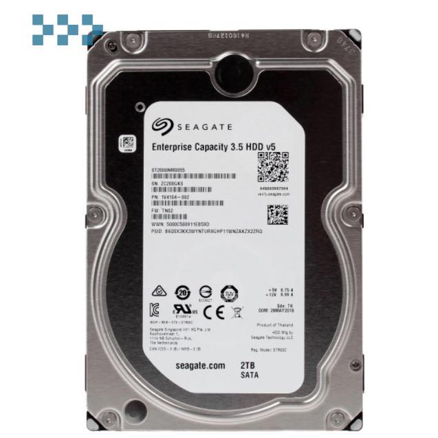 Жесткий диск Seagate ST2000NM0055