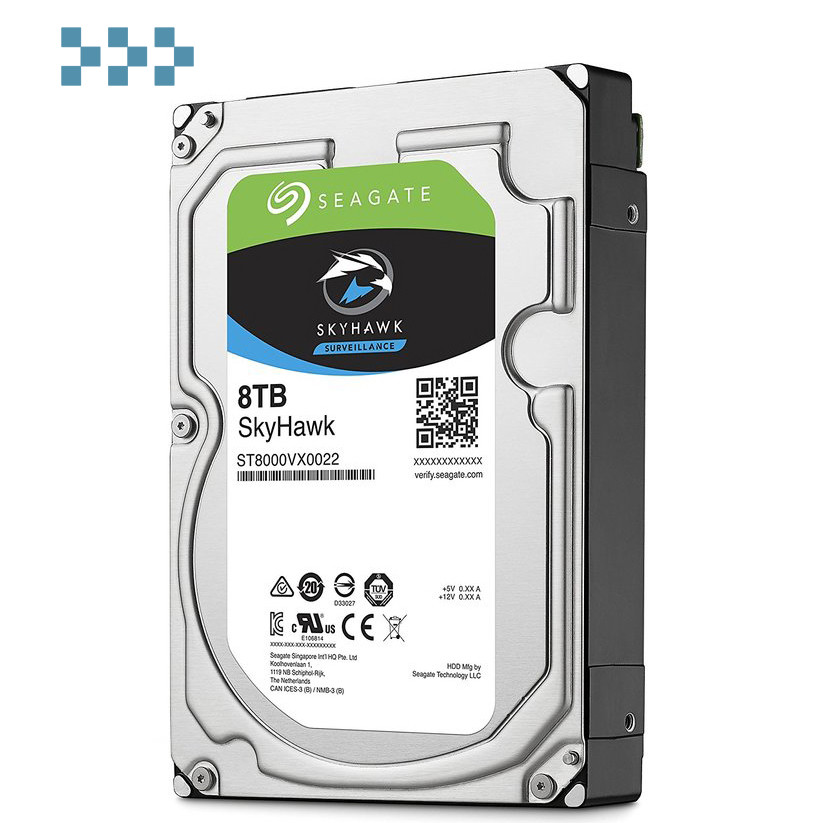 Жесткий диск Seagate ST8000VX0022