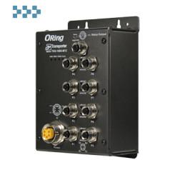 Промышленный коммутатор ORing TES-1080-M12-BP2