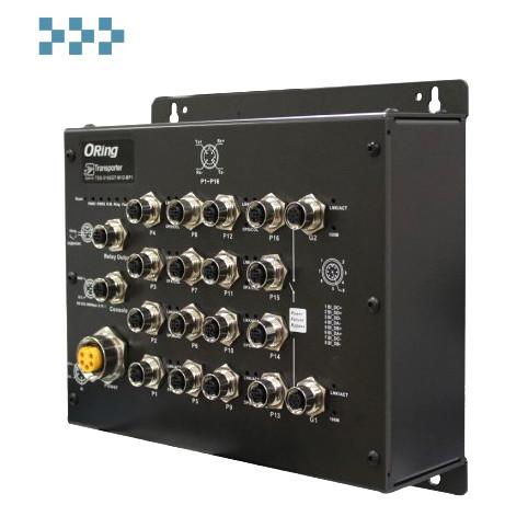 Промышленный коммутатор ORing TES-3162GT-M12-BP1