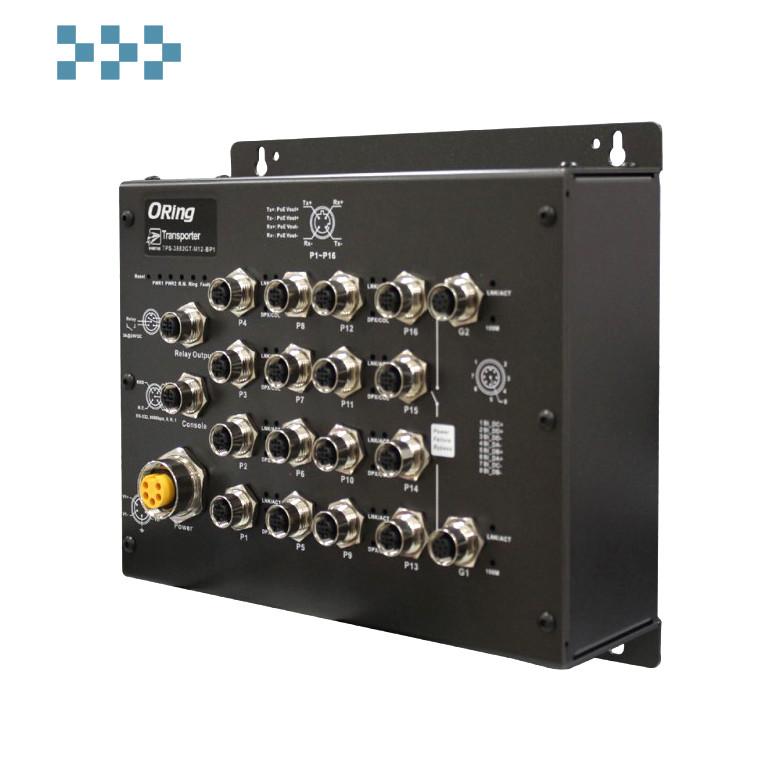 Промышленный коммутатор ORing TPS-3882GT-M12-BP1