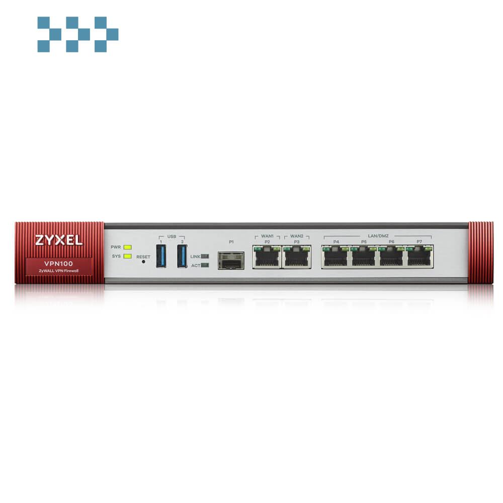 Межсетевой экран Zyxel VPN100-RU0101F