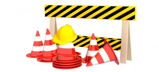 Проведение ремонтных работ на территории склада по ул. Инженерная 22