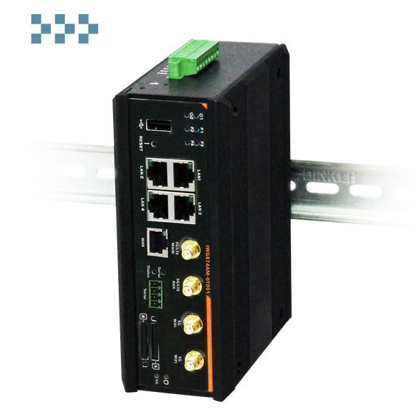 IIoT шлюз промышленного класса с поддержкой PoE, 4G LTE и WiFi AMIT IWG874AM