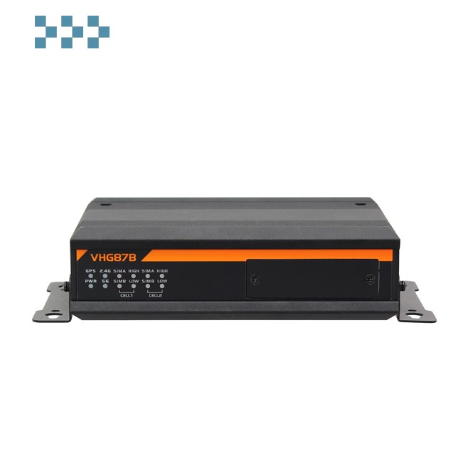 Мобильная система для транспорта 4G LTE шлюз AMIT VHG87BAM-LT1B0