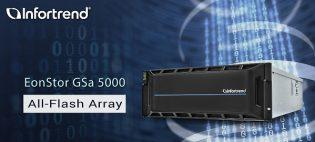 Массивы памяти GSa 5000 на базе флэш-накопителей повышают производительность центров обработки данных