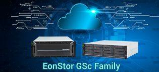 Гибридное облачное хранилище Infortrend GSc избавляет от привязки к поставщикам сервисов