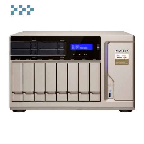 Сетевой RAID-накопитель QNAP TS-1277-1700-64G