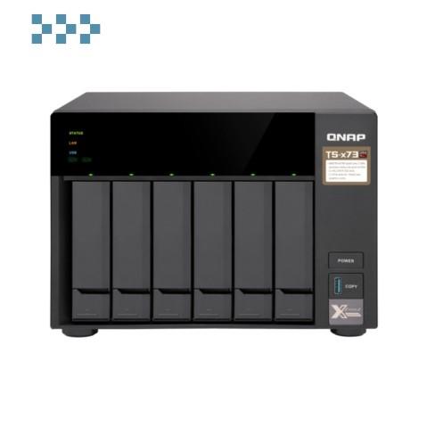 Сетевой RAID-накопитель QNAP TS-673-4G