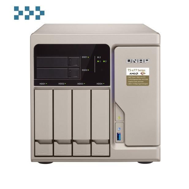 Сетевой RAID-накопитель QNAP TS-677-1600-8G