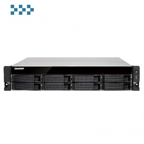 Сетевой RAID-накопитель QNAP TS-863XU-RP-4G