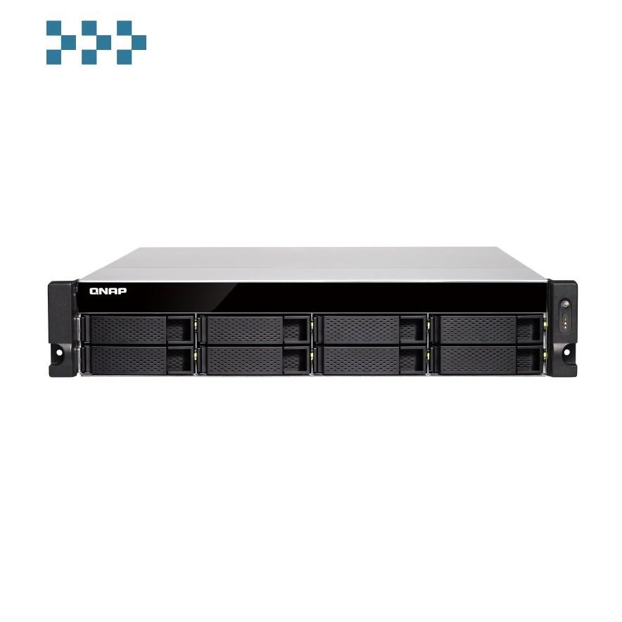 Сетевой RAID-накопитель QNAP TS-877XU-1600-8G