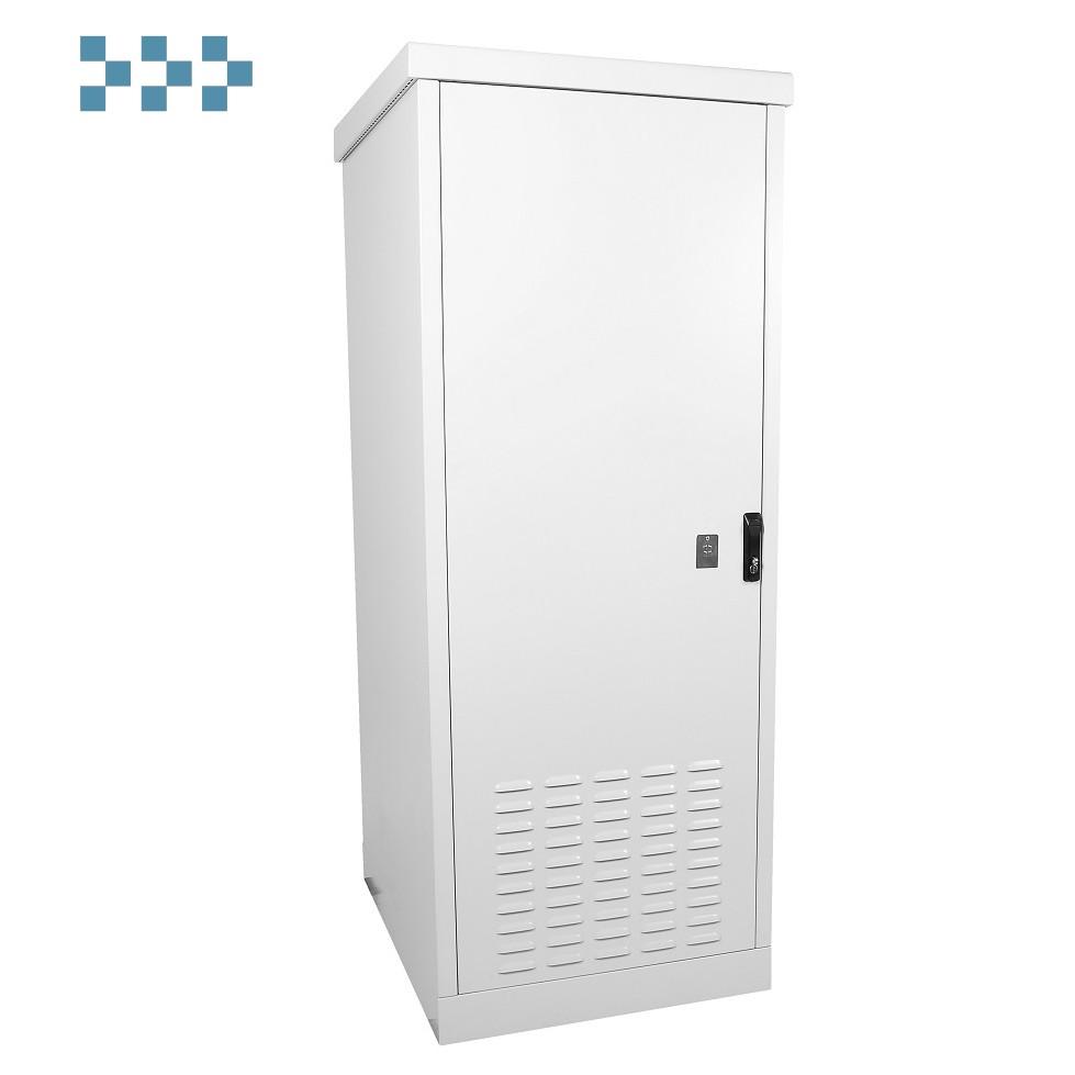 Шкаф уличный всепогодный напольный укомплектованный ЦМО ШТВ-1-12.7.6-43АА-Т1