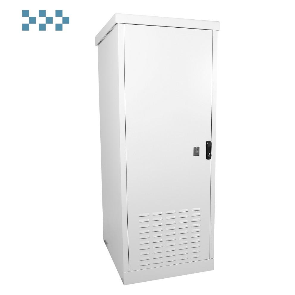 Шкаф уличный всепогодный напольный укомплектованный ЦМО ШТВ-1-18.7.6-43АА-Т1