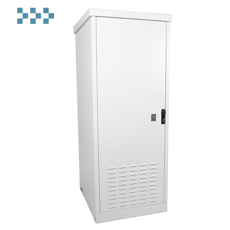 Шкаф уличный всепогодный напольный укомплектованный ЦМО ШТВ-1-18.7.9-43АА-Т1
