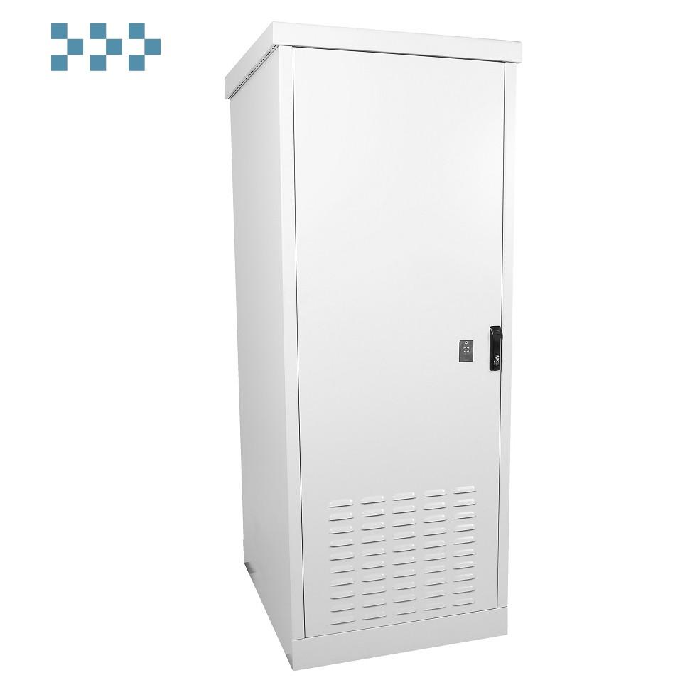 Шкаф уличный всепогодный напольный укомплектованный ЦМО ШТВ-1-30.7.6-43АА-Т1